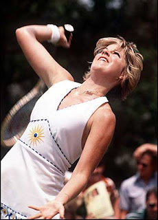 Sexiest Women Athlete Of All Time Chris Evert