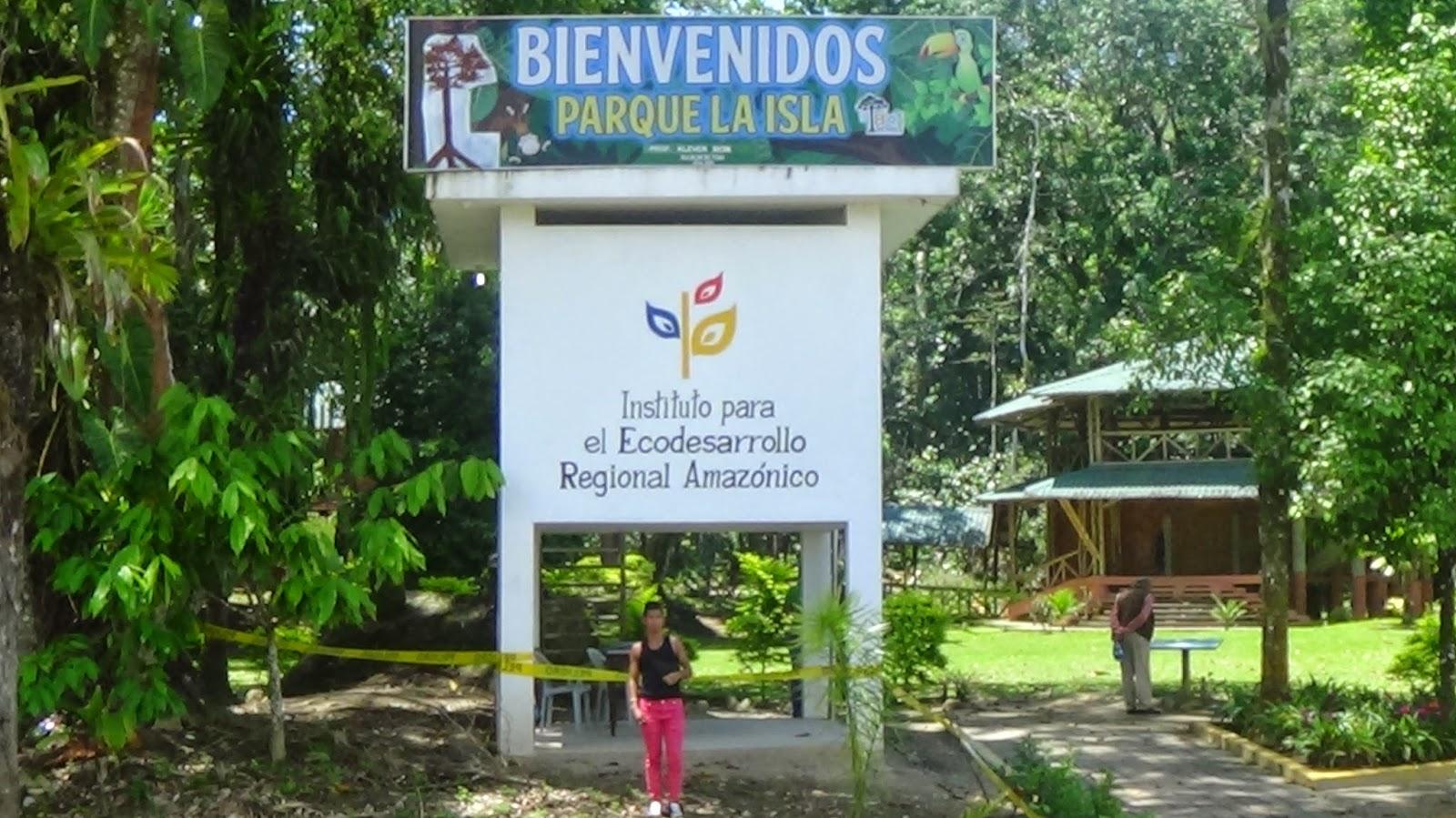 Parque Amazonico la Isla