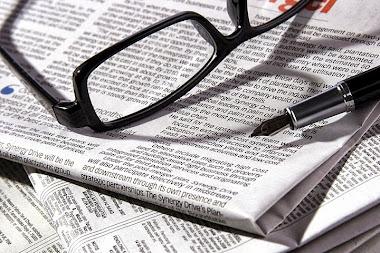 Άρθρα εφημερίδων και δημοσιεύσεις μου