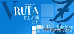 V RUTA DEL ATUN 2013. ZAHARA DE LOS ATUNES