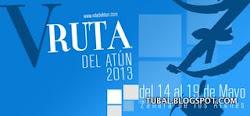 V RUTA DEL ATUN 2013. ZAHARA DE LOS ATUNES