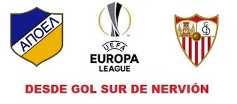 Próximo Partido del Sevilla Fútbol Club.- Jueves 12/12/2019 a las 19:55 horas