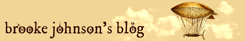 brooke johnson's blog