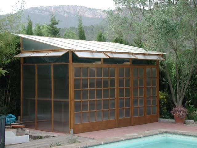 10 ideas para la construcci n de invernaderos reciclados for Reciclado de puertas