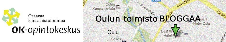 OK-opintokeskus Oulu bloggaa