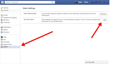 Bagaimana Mengelak Video Facebook Dimainkan Secara Automatik