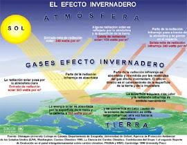 EFECTO INVERNADERO - INTERACTIVO
