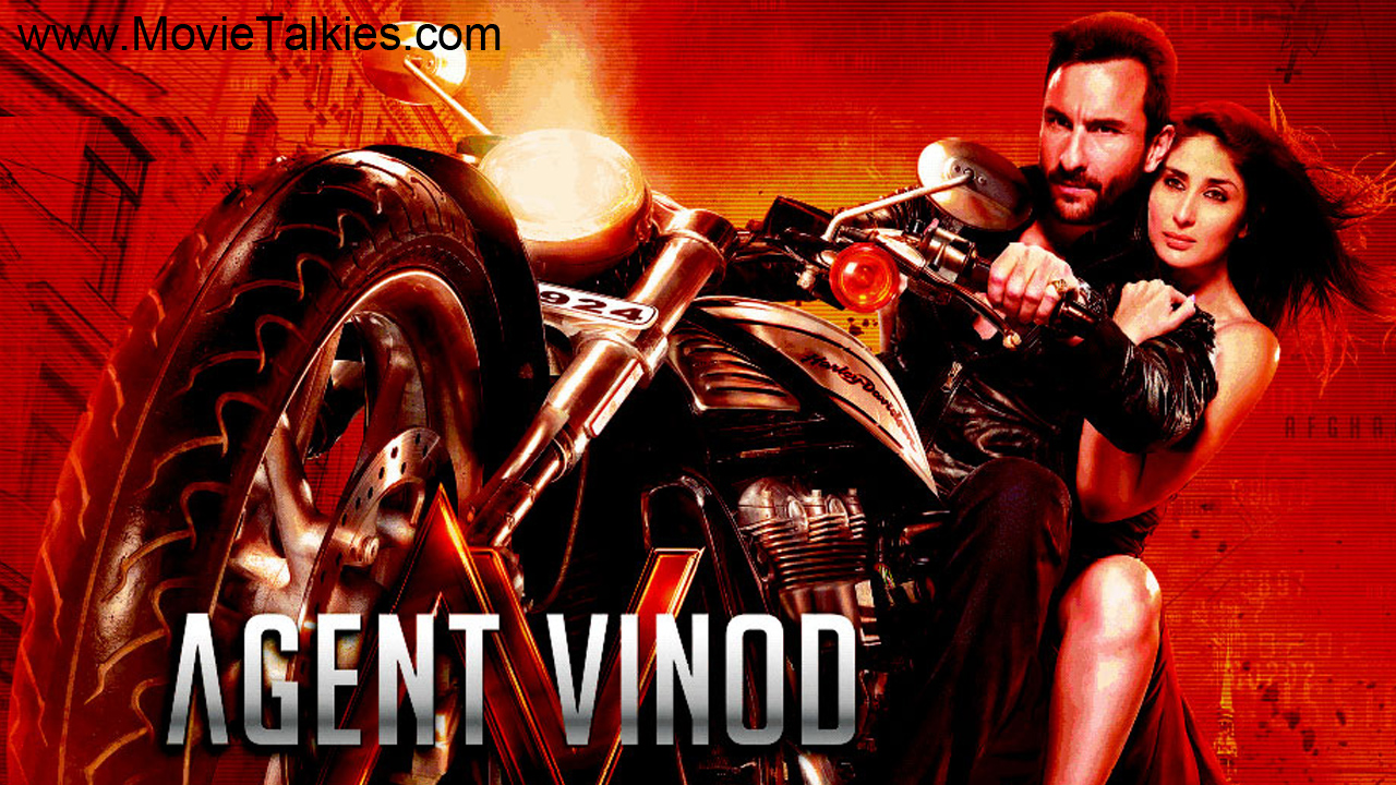 Agent Vinod Full Movie Watch Online Free