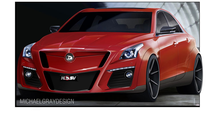 HSV stands for Holden Special Vehicles 2