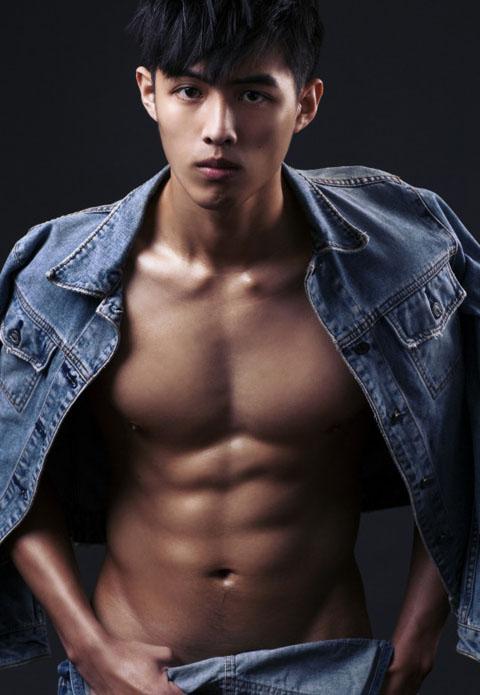 sexy asian men