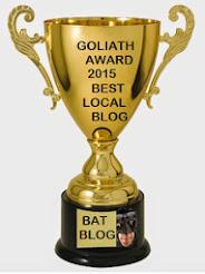 2015 Best Blog Award