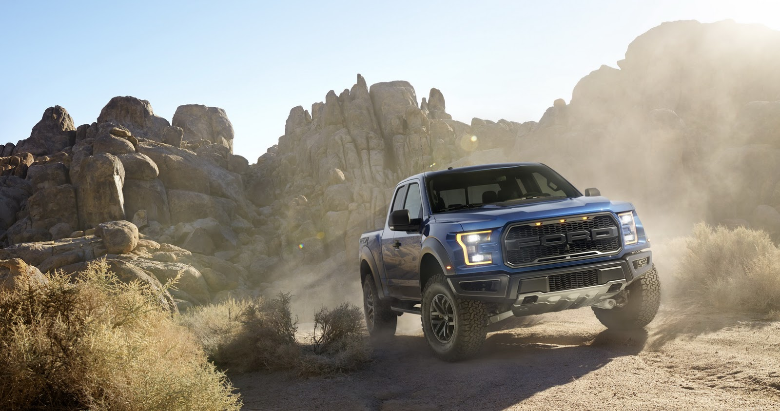 2015 - [Ford] F Series - Page 2 2017-Ford-F-150-Raptor-7
