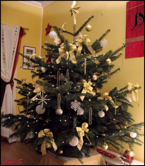 Top du meilleur id e d co sapin de no l en photo - Idees deco sapin de noel ...