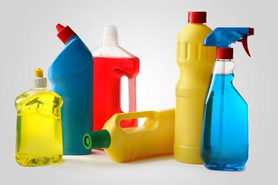 Cuídate de los tóxico del hogar