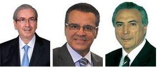 PMDB teve três presidentes da Câmara desde FHC e dois já estão presos