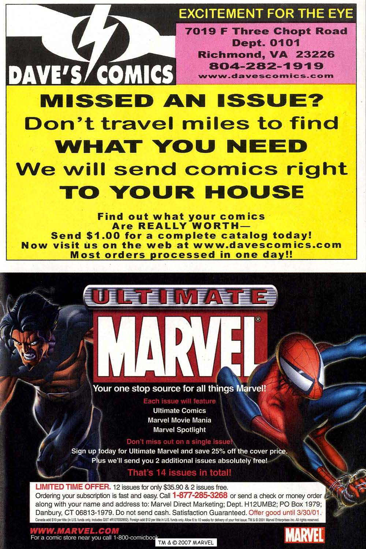 Captain America (1998) Issue #40 #47 - English 29