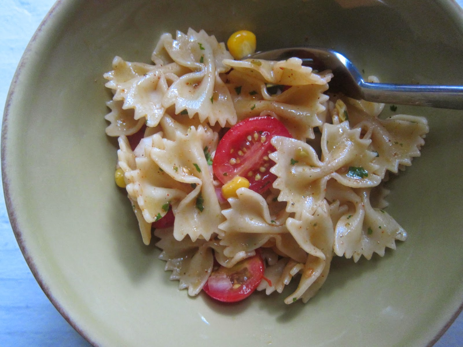 Mexican Pasta Salad | The Economical Eater