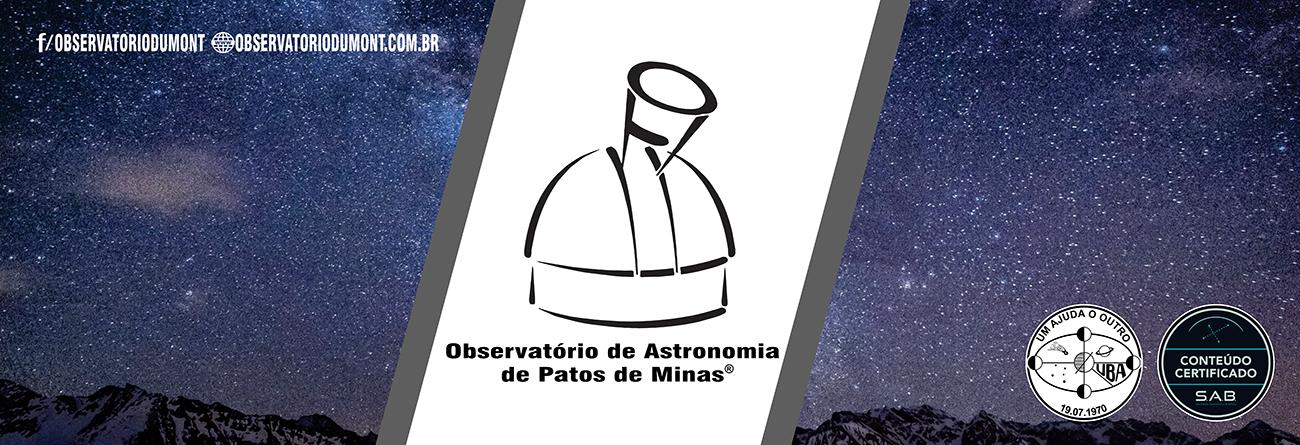 Observatório de Astronomia de Patos de Minas®