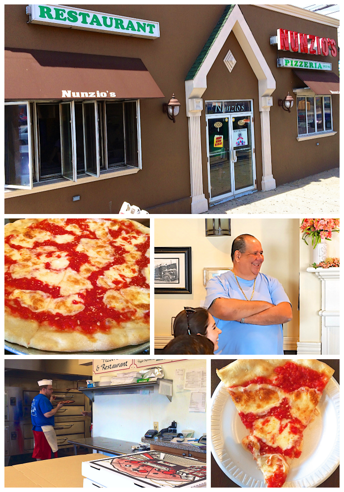 Nunzio's Pizza Staten Island - Scott's Pizza Tour NYC - a must do activity on your next trip to New York City. Do a walking tour or the Sunday bus tour. Great way to sample tons of delicious NY Pizza!