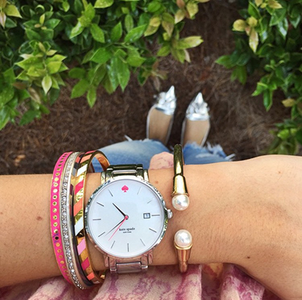 kate spade watch, grammercy watch, kate spade watch sale