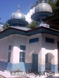 MAKAM Syekh Muhammad Sa'ad al-Khalidi MUNGKA TUO