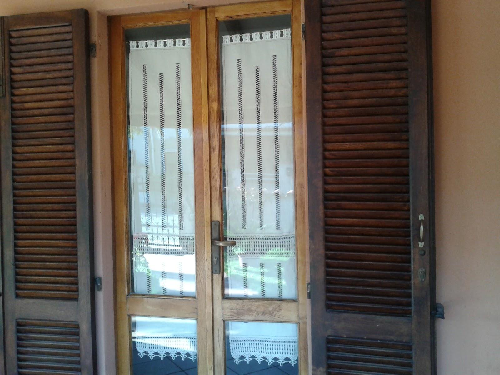Perfect elisaricamo tende per porta finestra with tenda per porta finestra - Tenda per porta finestra ...