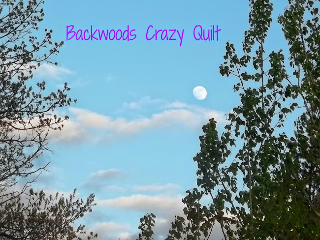 Backwoods Crazy Quilt