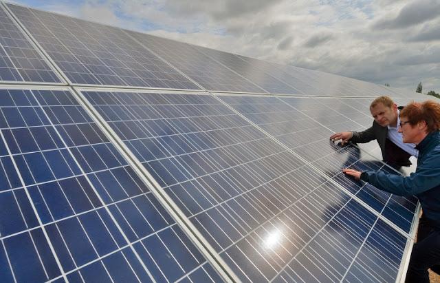 Индия разрабатывает поезд на солнечной энергии