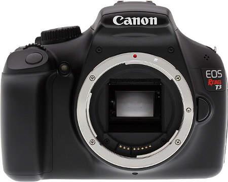 Canon EOS 1100D / Rebel T3 Digital SLR Camera