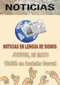 NOTICIAS DE ACTUALIDAD EN LSE // 25 MAYO