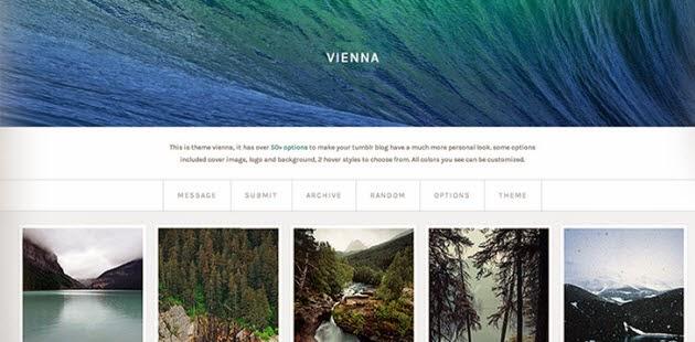 VIENNA theme
