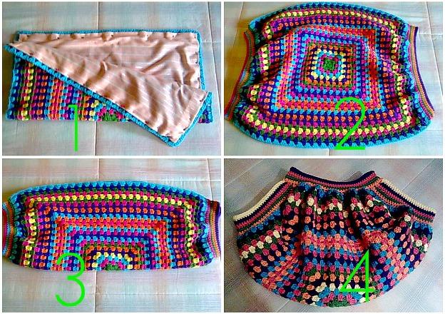 crochetingclub crocheting waves bags