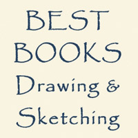 The Best Books about Drawing and Sketching