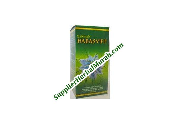 Habasyifit (Minyak Habbatussauda) 90 Kapsul