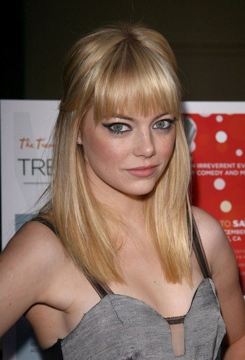 emma stone easy a hairstyle. 2010 emma stone easy a