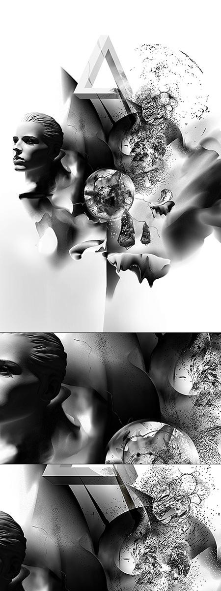 El arte digital de Alexander Otto