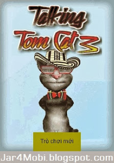 Talking Tom Cat 3 JAR [JAVA]