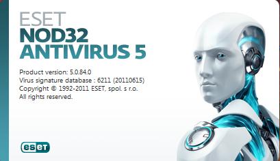 Eset Nod32 Antivirus 5 скачать бесплатно - фото 3
