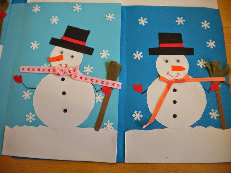 Los cuentos de kika tarjeta navide a - Tarjetas navidenas para hacer ...