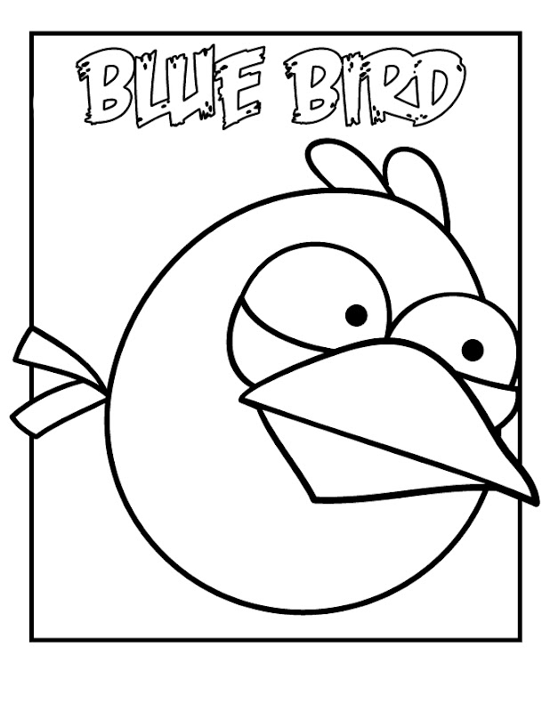 New Angry Birds Star Wars Coloring Pages title=