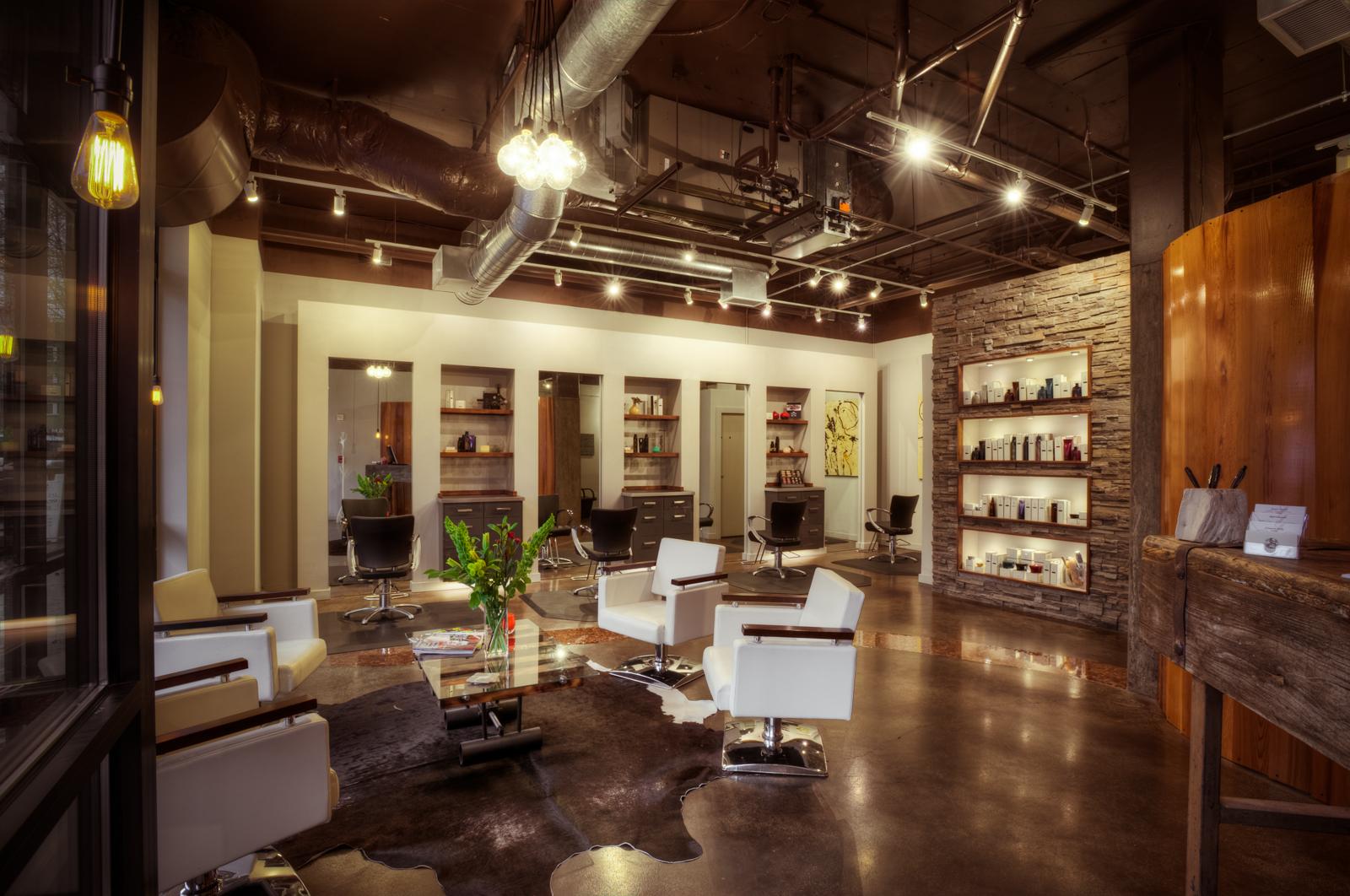 High End Hair Salon Logos Jamie-oneill-salon