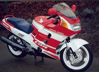 Honda CBR 1000F workshop/service manual and wiring diagram