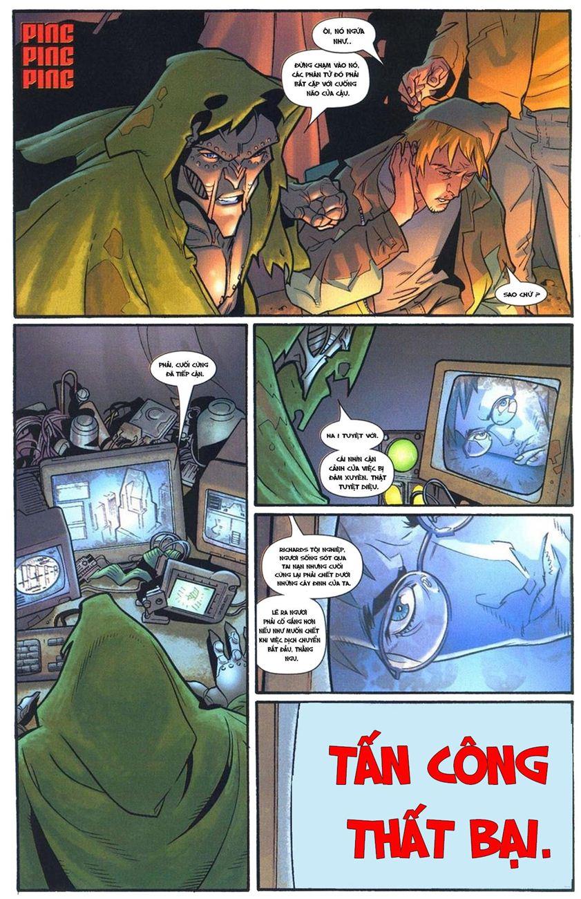 Ultimate Fantastic Four chap 10 - Trang 12