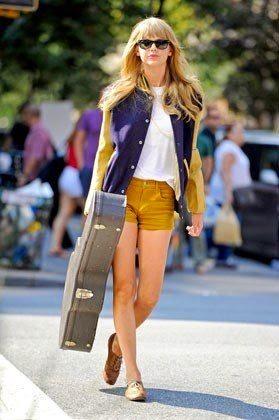 แฟชั่นสวยๆ แฟชั่นสำหรับผู้หญิง แฟชั่นไอคอน Taylor Swift