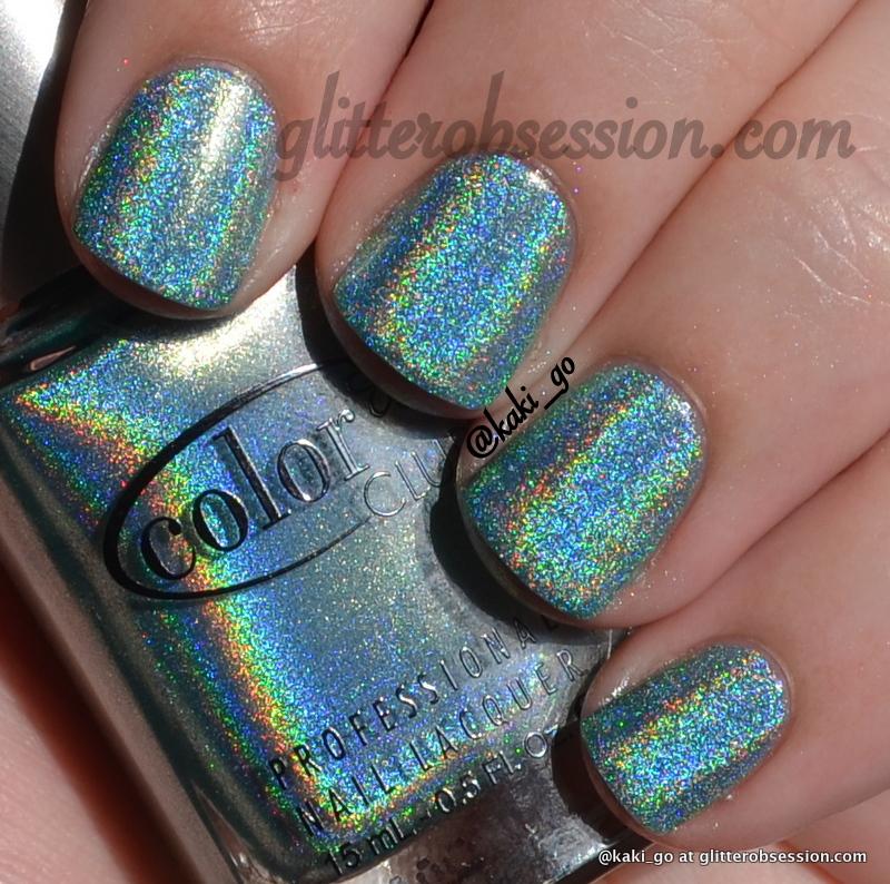 glitter obsession: Color Club Halo Hues