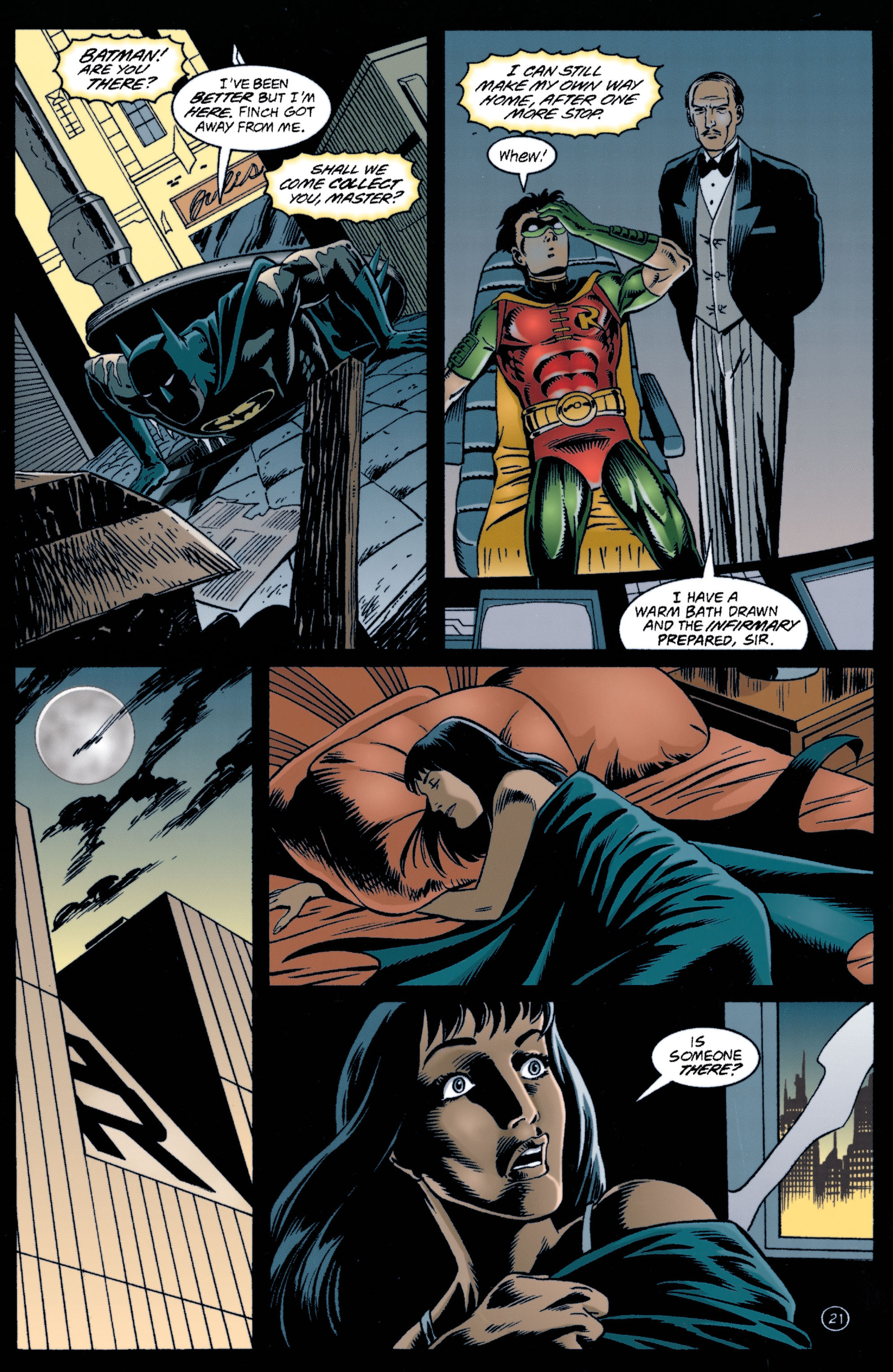 Detective Comics (1937) Issue #713 Page 22