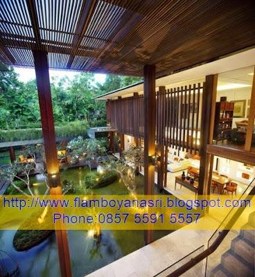 Tukang Taman Surabaya Konsep Mewah