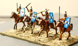 20mm Roman Cavalry