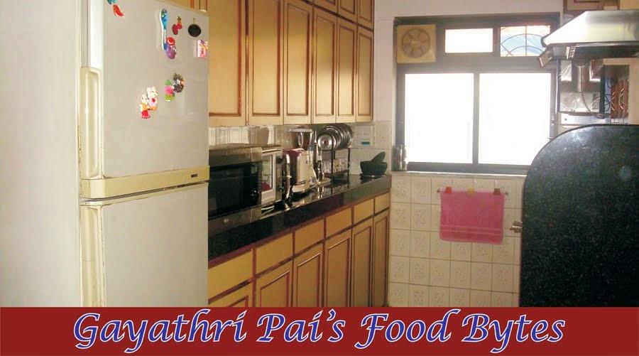 Gayathri Pai's Food Bytes