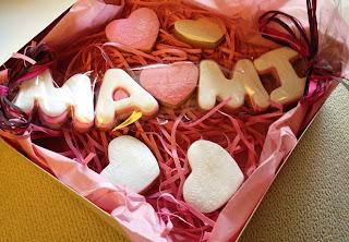galletas decoradas; galletas fondant; galletas mama; galletas regalo; mama; dia de la madre